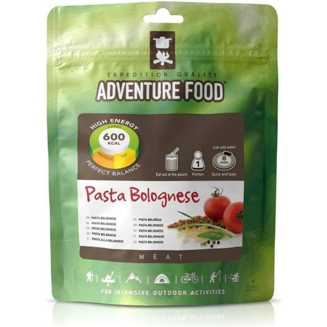 Adventure Food Meal Pasta Bolognese