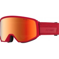 Four HD Goggles - Red