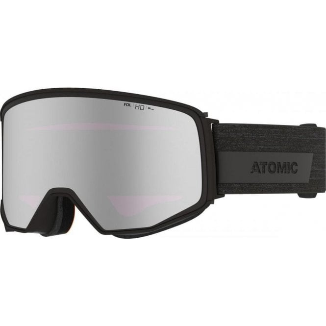 Atomic Four Q HD Goggles - Black