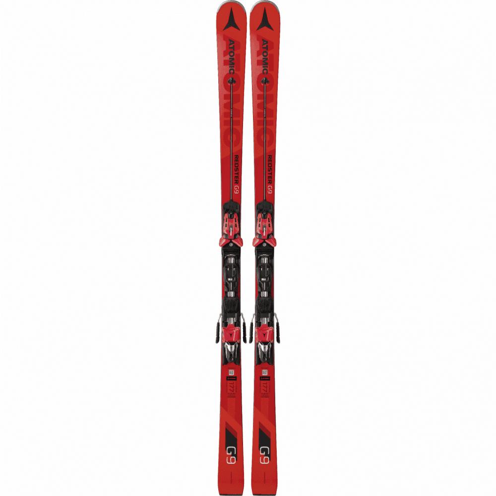Atomic Redster G9 FIS Race Skis + X16 VAR Bindings