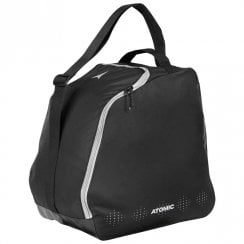 Ski Boot Bag Cloud - Black/Silver Metallic