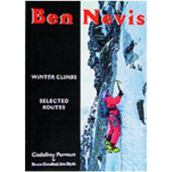 Ben Nevis Winter Climbs Guide Book