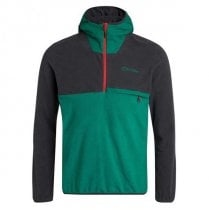 Aslam Hooded Half Zip Fleece