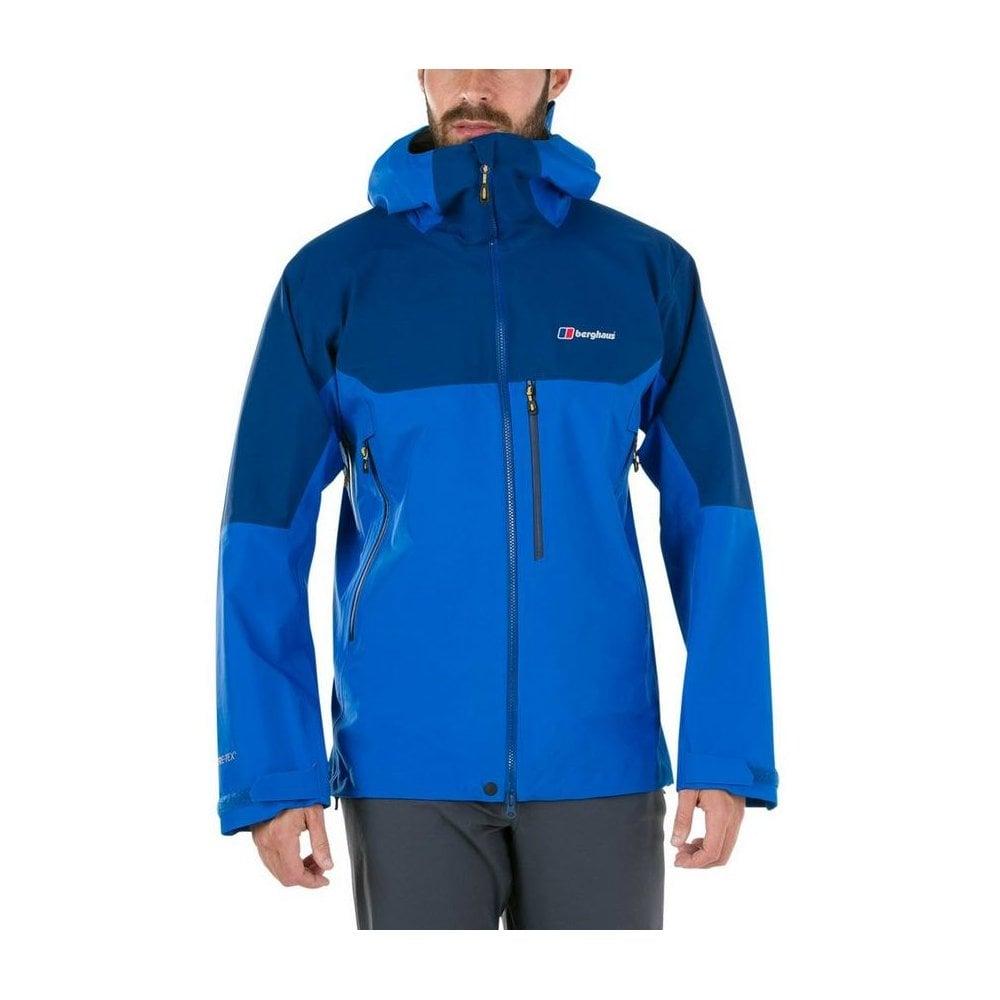 san francisco 4825f 4b76a Berghaus Men's Extrem 5000 Vented Waterproof Jacket