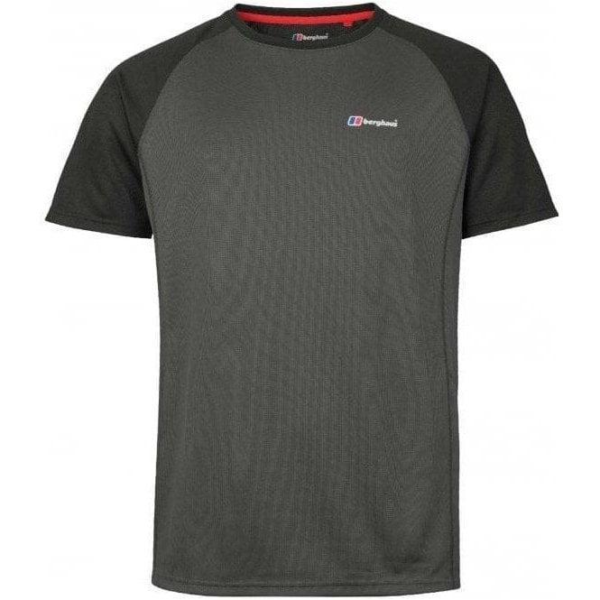 Berghaus Men's Short Sleeve Crew 2.0 T-Shirt