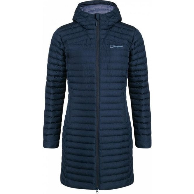 Berghaus Women's Nula Micro Long Jacket