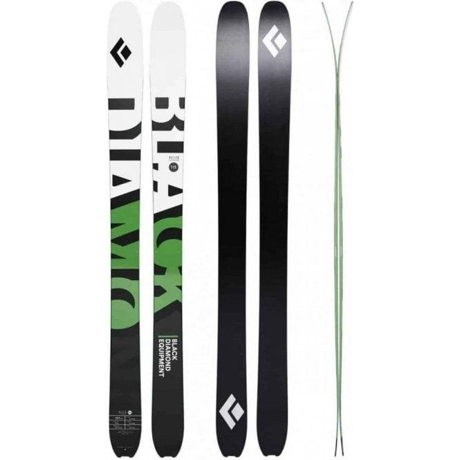 Black Diamond Helio Carbon 115 Alpine Touring Ski - 185cm