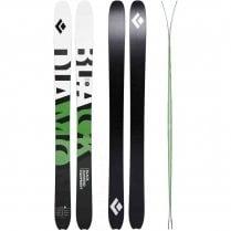 Helio Carbon 115 Alpine Touring Ski - 185cm