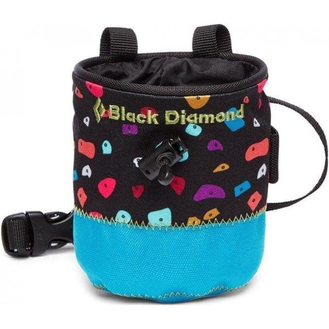 Black Diamond Mojo Kids' Rock Climbing Chalk Bag
