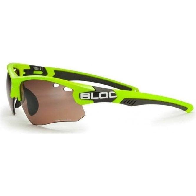 BLOC Titan Sport - Green/Vermillion Cat 3