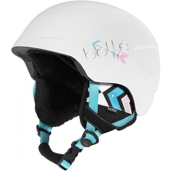 Bolle B-Lieve Children Ski Helmet - 51-53cm