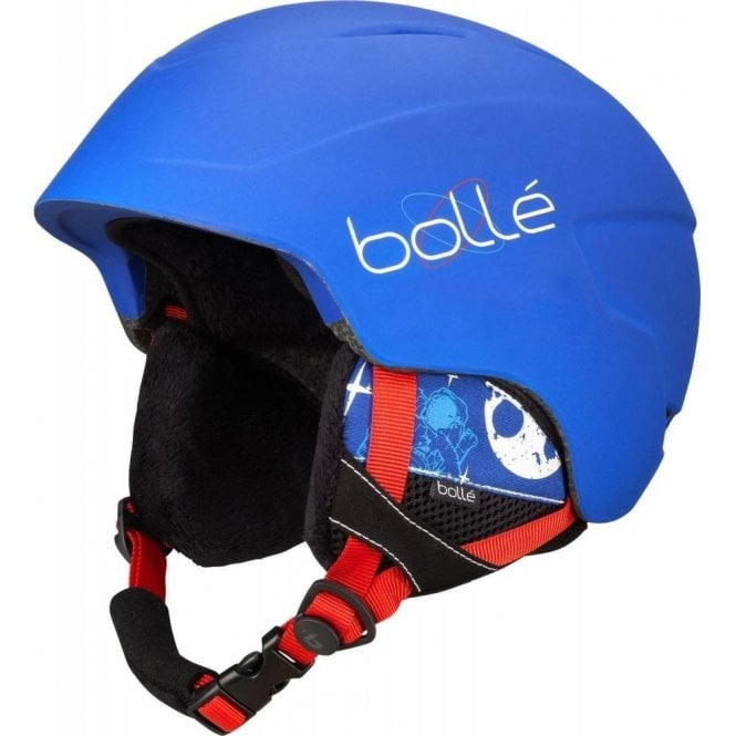 Bolle B-Lieve Childrens Ski Helmet - 53-58cm