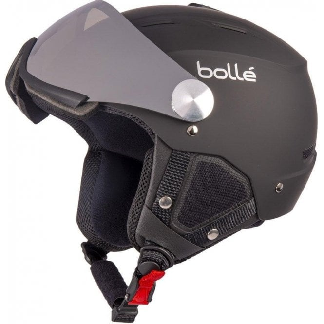 Bolle Backline Visor - Soft Black 56-58cm