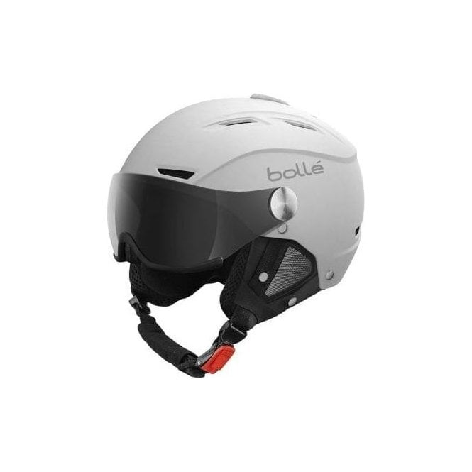 Bolle Backline Visor - Soft White 54-55 cm