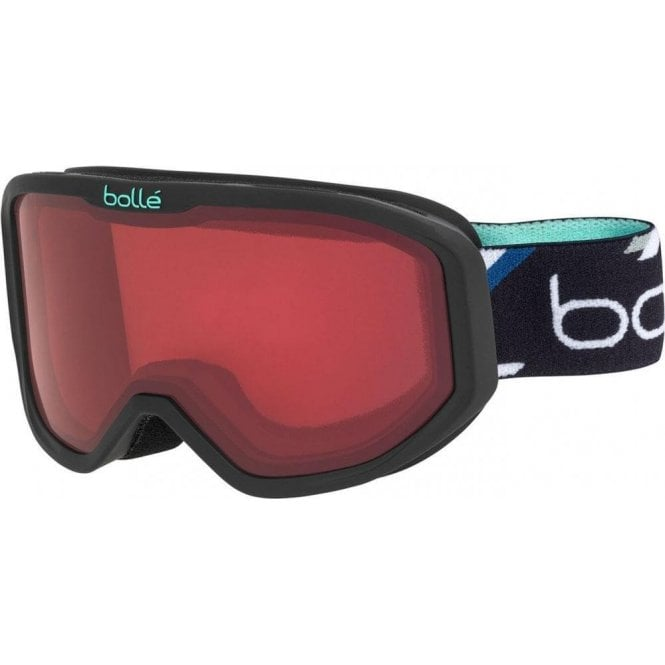 Bolle Inuk Junior Ski Goggle - Matte Black Mint