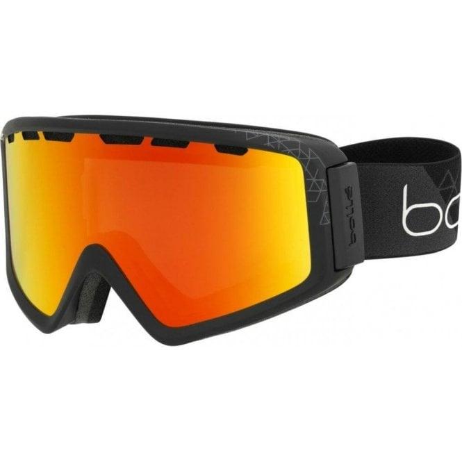 Bolle Z5 OTG Black Matte Goggles