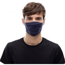 Filter Face Mask - Solid Night Blue