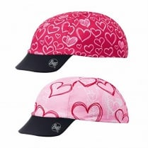 Kids Pink Love UV Cap Buff