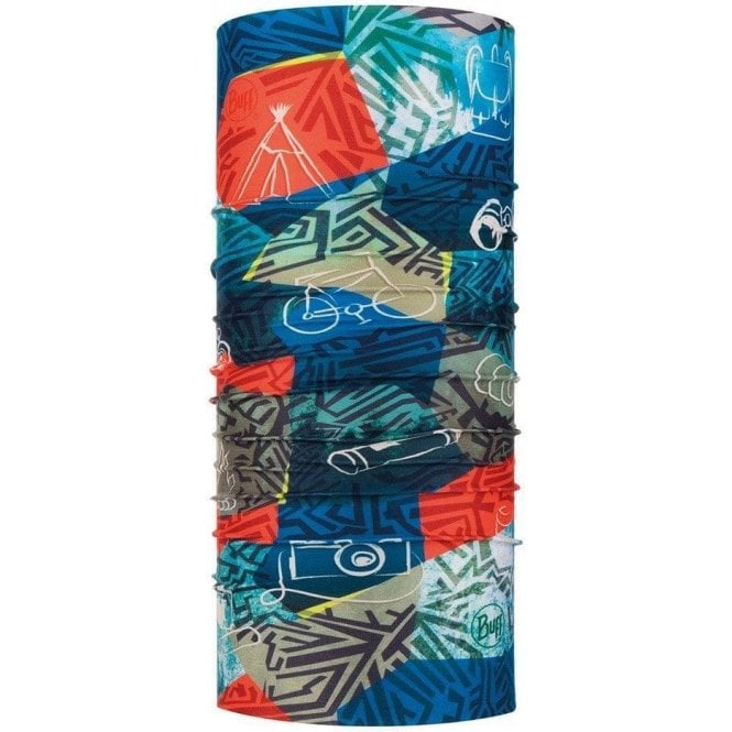 Buff Kids Stony Multi Coolnet UV
