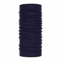 Night Blue Melange Midweight Merino Wool