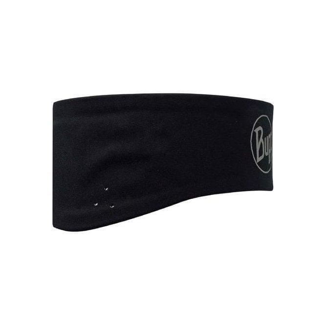 Buff Windproof Headband Grey Logo - Small/Medium