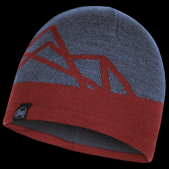 Buff Yost Navy Knitted Hat