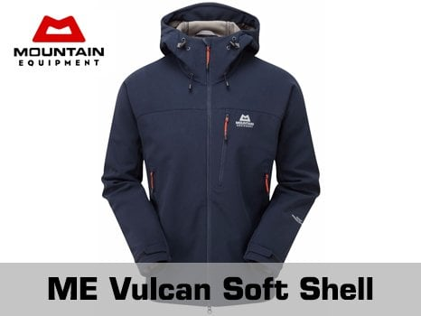 Mountain Equipment Vulcan Soft Shell
