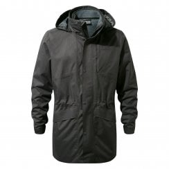 Men's Herston 3in1 Jacket - Black Pepper / Mid Grey Marl