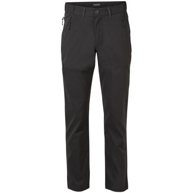 Craghoppers Men's Kiwi Pro II Trousers Dark Lead - Short