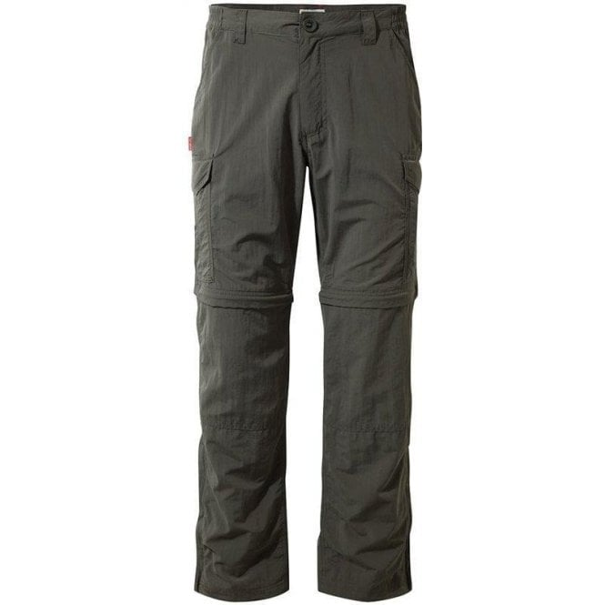 Craghoppers Men's NosiLife Convertible Trousers - Regular