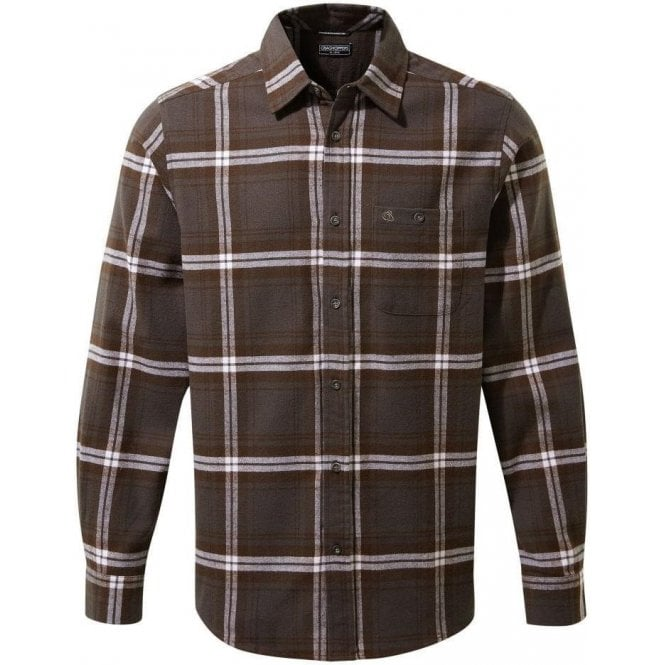 Craghoppers Wilmot Long Sleeved Shirt