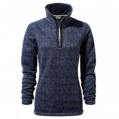 Women's Braemar Half-Zip Fleece