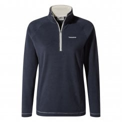 Women's Miska V Half-Zip Fleece