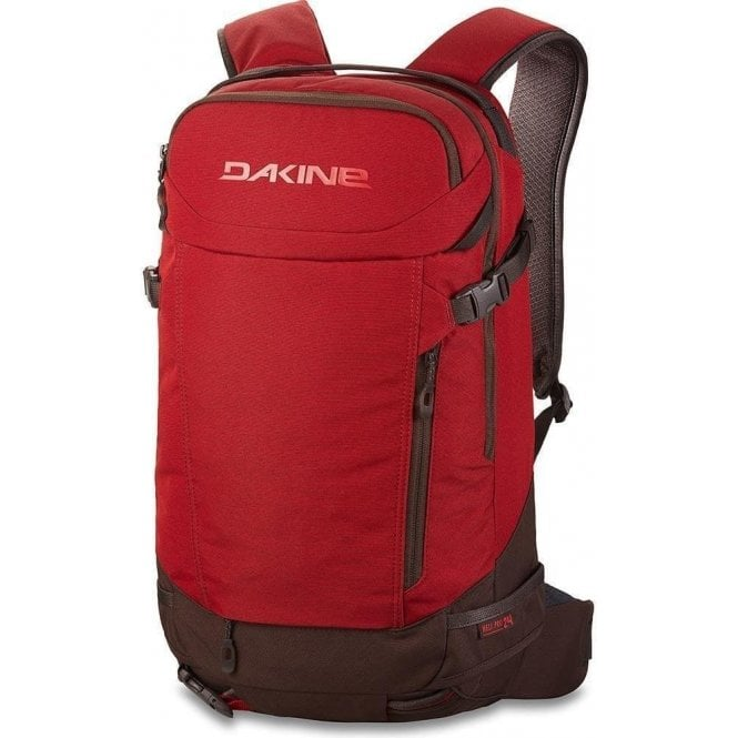 Dakine Heli Pro 24L Backpack Deep Red