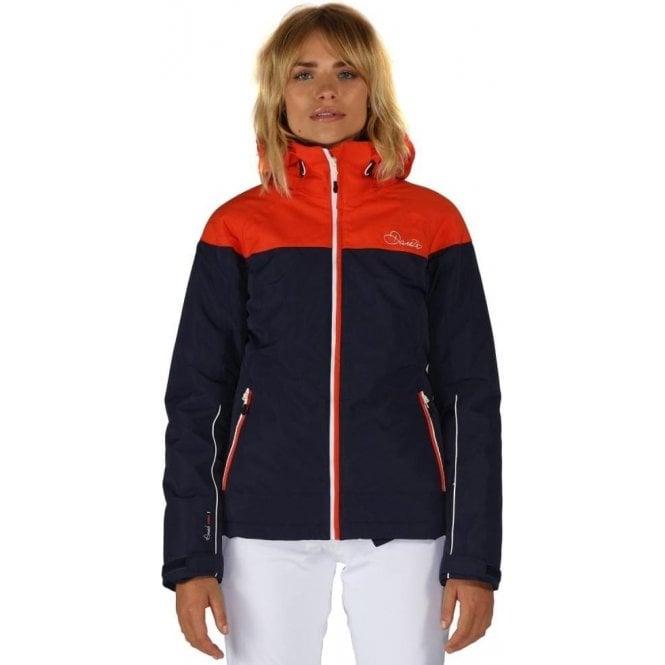 d7c1f61b5f8 Dare 2B Women's Beckoned Ski Jacket