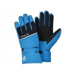 Boys' Unbeaten Waterproof Breathable Ski Gloves