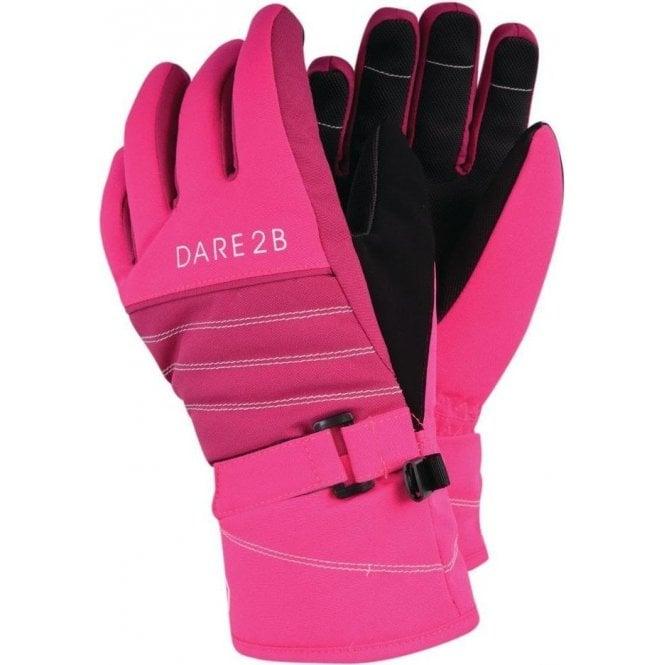 Dare 2B Girls' Abundant Stretch Ski Gloves