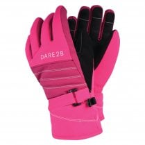 Girls' Abundant Stretch Ski Gloves