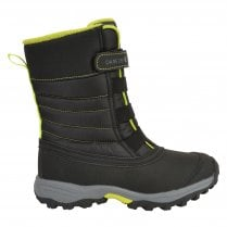 Skiway II Junior Fleece Lined Snow Boots