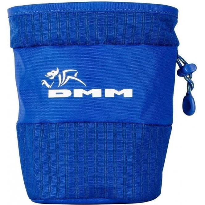 DMM Tube Chalk Bag Blue
