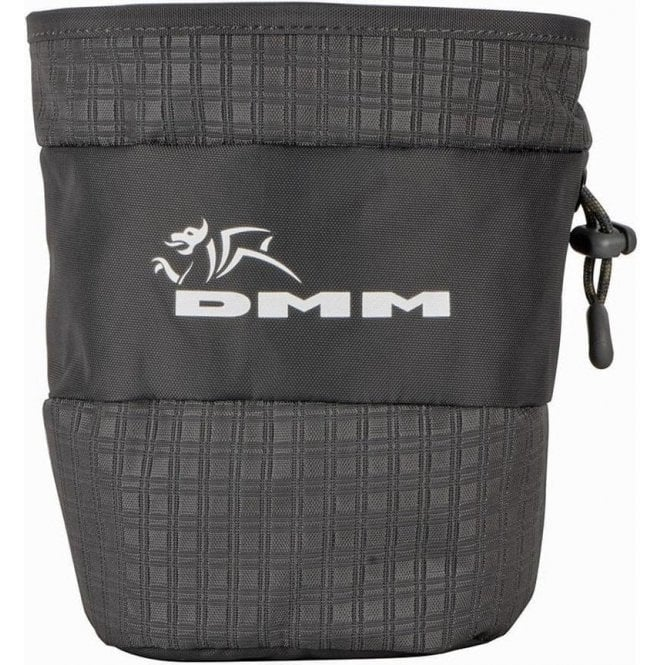 DMM Tube Chalk Bag Grey