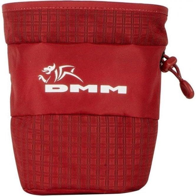 DMM Tube Chalk Bag Red
