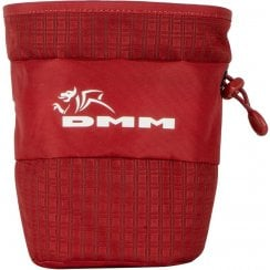 Tube Chalk Bag Red