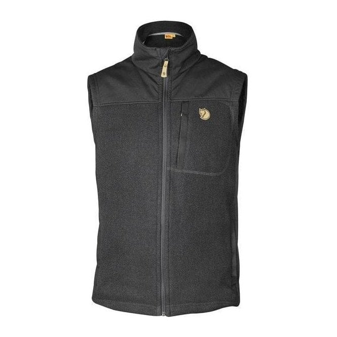 Fjallraven Men's Buck Fleece Vest
