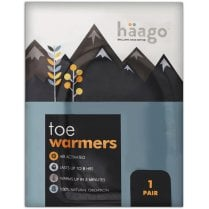 Disposable Recyclable Toe Warmers, One Pair