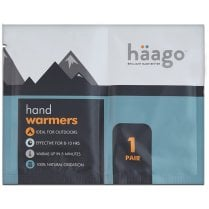 Disposable Recyclable Hand Warmers, One Pair