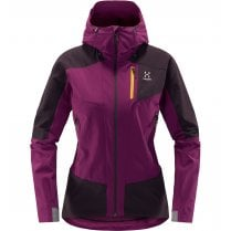 Women's Skarn Hybrid Softshell Jacket