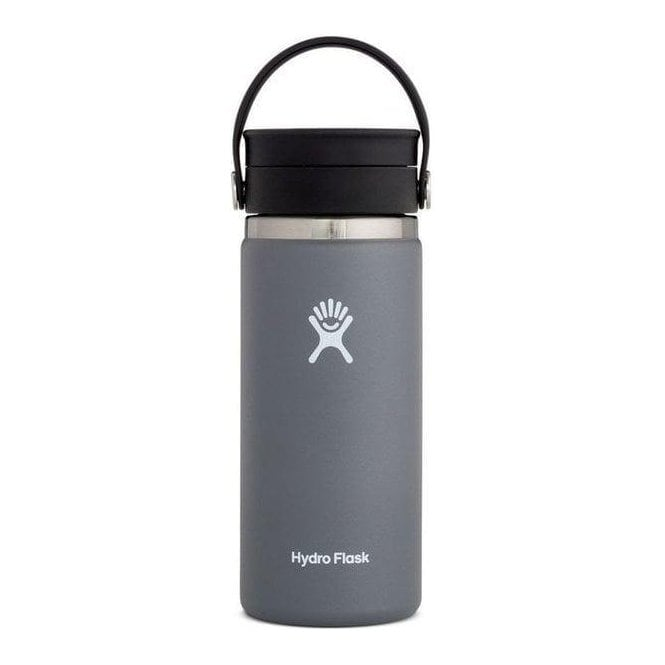 Hydro Flask 16oz Wide Mouth Coffee Flask - Stone