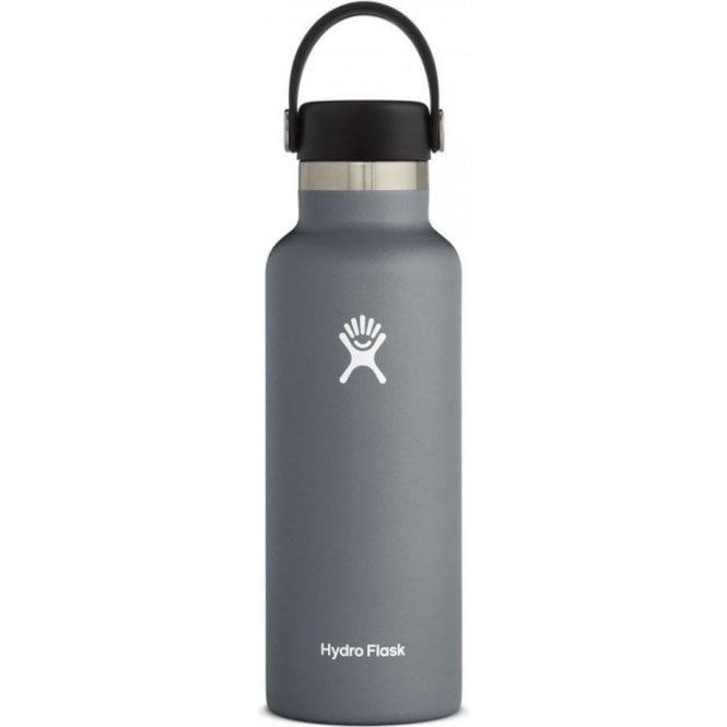Hydro Flask 18 oz Standard Mouth Vacuum Insulated Drinks Bottle - Stone