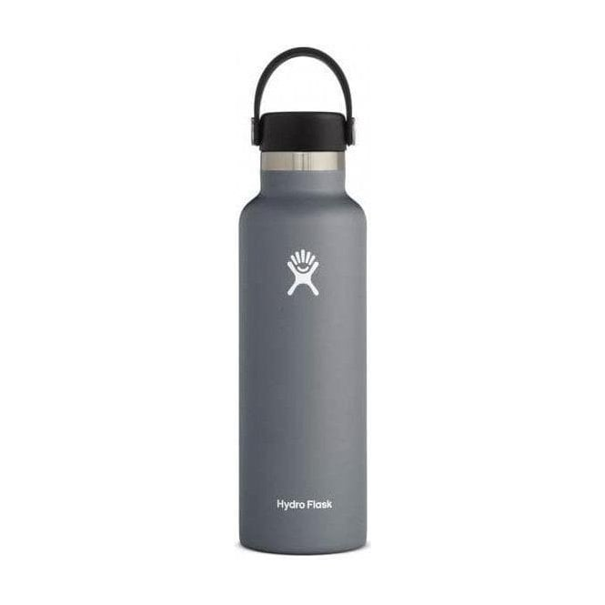 Hydro Flask 21 oz Standard Mouth Vacuum Insulated Drinks Bottle - Stone